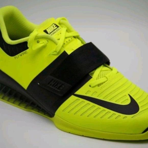 Nike Shoes | Nike Romaleos 3 Volt